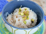 Shemai (Sweet Vermicelli Pudding)
