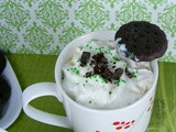 Thin Mint Irish Cream Coffee
