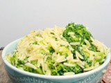 Three Cheese Orzo & Broccoli #SecretRecipeClub