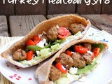 Turkey Meatball Gyros {src}