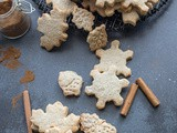 Crunchy Cinnamon Sugar Cookies