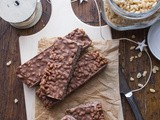 Double Chocolate Rice Krispie Treats