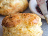 Easy Homemade Simple Biscuits
