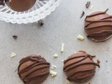 Homemade Ice Cream Chocolate Truffles