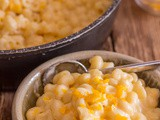 Homemade Stovetop Macaroni and Cheese