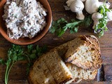 Mushroom Cream Cheese Spread