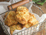 Quick Orange Drop Biscuits