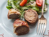 Tasty Grilled Stuffed Meat Rolls