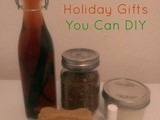 10 Last Minute Holiday Gifts You Can diy