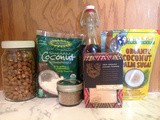 Recipe: Coconut Almond Butter