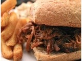 Slow Cooker bbq Pulled Pork with Apple Cider