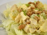 Curried Turkey Apple Salad