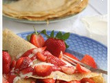 The Best Gluten Free Thin Pancakes