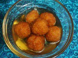Bread Gulabjamun | Easy Diwali sweets