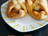 Egg Puff - Home Made Puff pastry