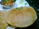Bread Bhatura Recipe |How to make quick bhatura with bread