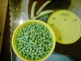 How to store(preserve) fresh green peas, Homemade frozen peas