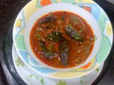 Vankaya Gasagasalu kura recipe, how to make Andhra Brinjal poppy seeds curry