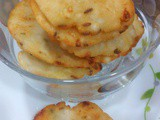 Vari Tandul Sabudana Batata poori for upwas |samo rice potato sago puri for vrat