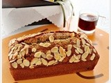 Almond Coffee Pound Cake