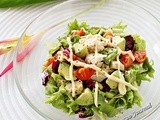 Avocado Chicken Salad (Recipes from Avocado Lovers)