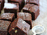Buttermilk Brownies 白脱牛奶布朗尼