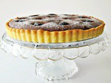 Chocolate Prunes Pie
