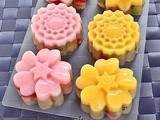 Kiwifruit Jelly Mooncakes