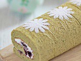 Matcha Swiss Roll 抹茶蛋糕券