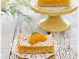 Melt In Your Mouth Orange Squares