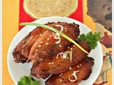 Nam Yee Baked Chicken Wings 南乳烤鸡翅