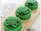Pandan Jelly Mooncake