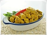 Yogurt Chicken Masala