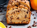 Chocolate Orange and Cinnamon Loaf Cake