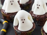 Ghost Cupcakes – Fun Halloween Recipe