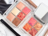 Hourglass Ghost Ambient Lighting Edit and Blush Quad Review