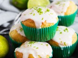Lime and Yoghurt Muffins