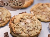 Milky Way Cookies