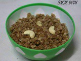 Sweetened Rice Flakes / Aval Nanachathu