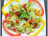 Mixed Pepper Salad