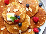 Almond Flour Pancakes Recipe [Video]