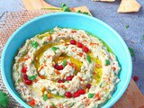 Baba Ganoush Recipe | Baba Ganouj