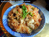 Spanish Chicken and Tomato Rice