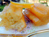 'Tulumbe' fried Syrupy Pastries