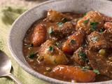 A Big Bowl of Comfort :: Irish Stout Beef Stew