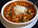 Big Pot 'o Goodness: Pasta Fagioli