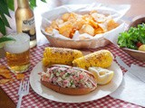 Crazy Good Lobster Rolls & a July 4 Feast