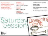 Designing Dining Workshop at Bard Graduate Center nyc