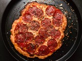 Fat Head Pizza {Low Carb, Keto, Gluten Free}