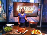 Food Styling for Dr. Neal Barnard on the Joy Behar: Say Anything tv Show